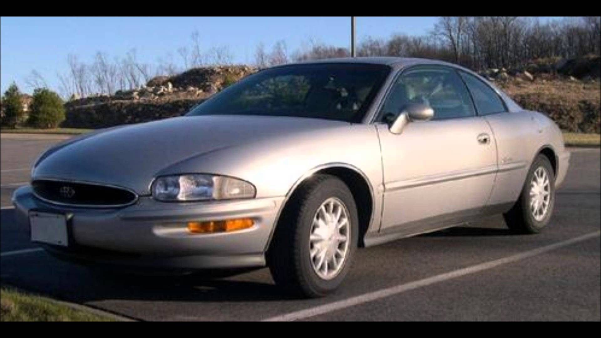 1994 Buick Riviera – pictures, information and specs ...