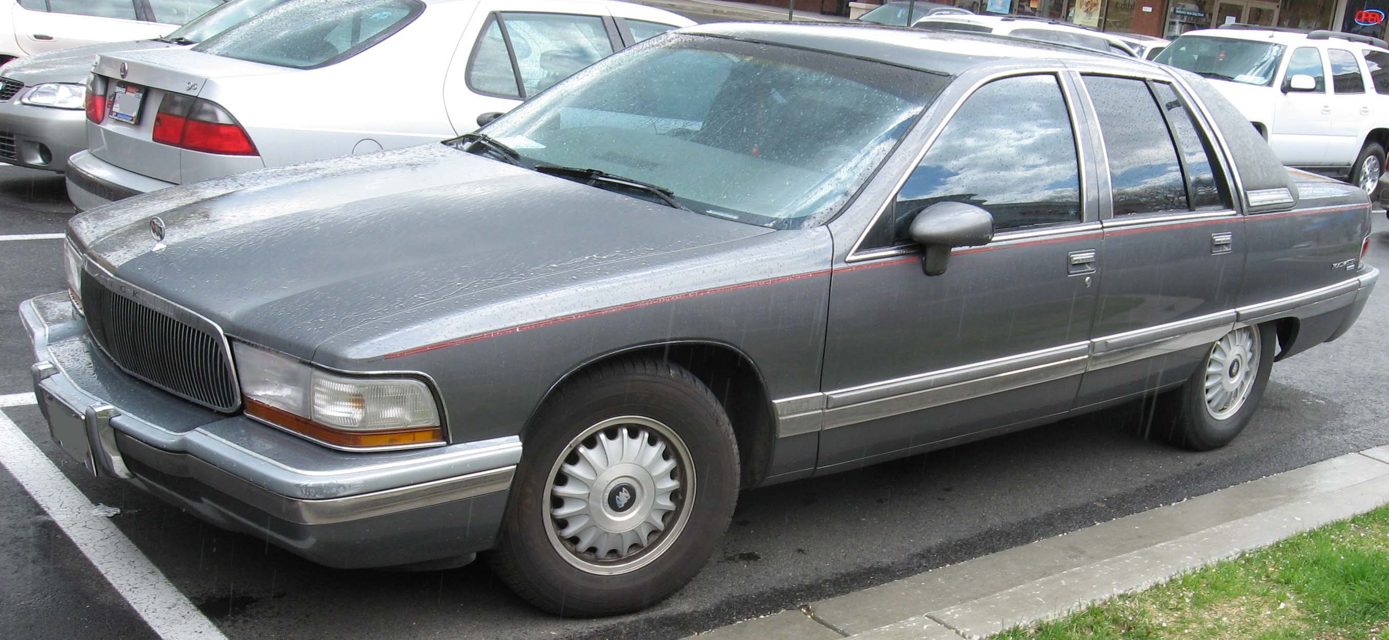 Cars buick roadmaster 1991