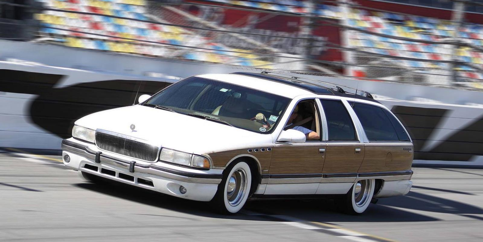 1992 Buick Roadmaster wagon – pictures, information and ...