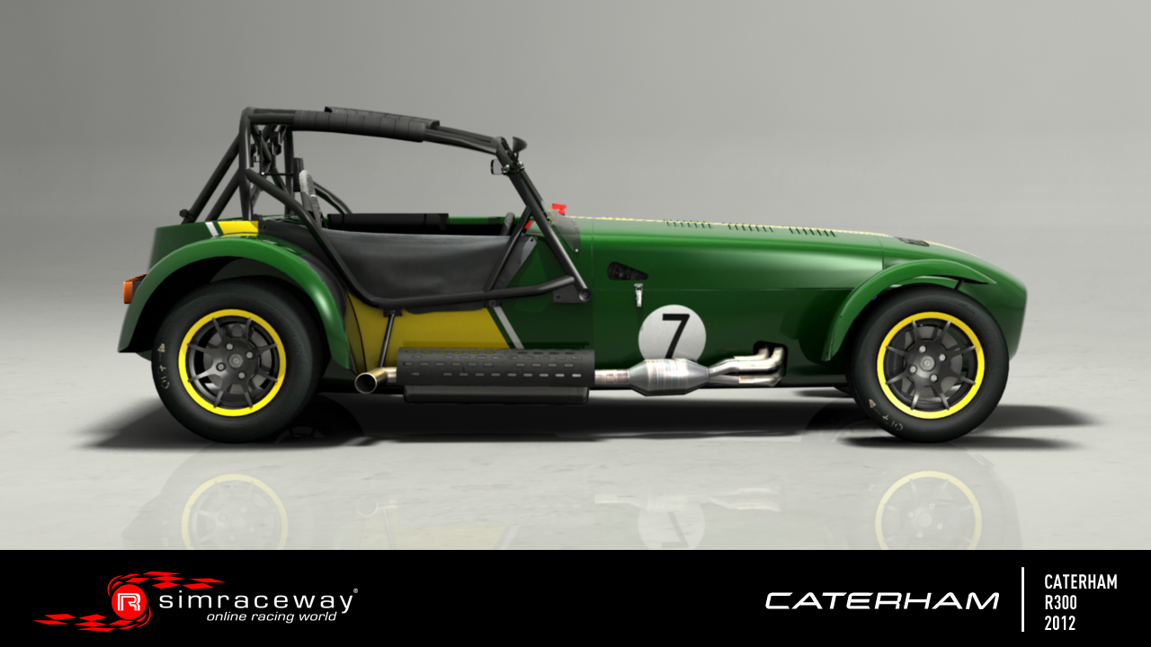 Cars caterham