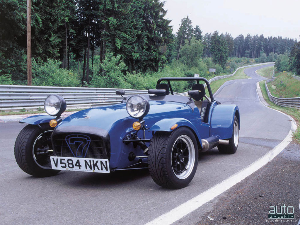 Cars caterham super seven #4