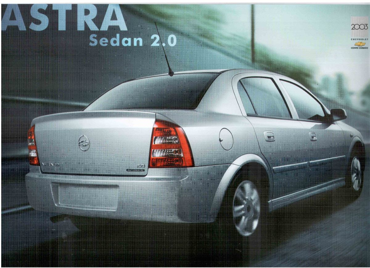 2003 Chevrolet Astra Sedan Pictures Information And