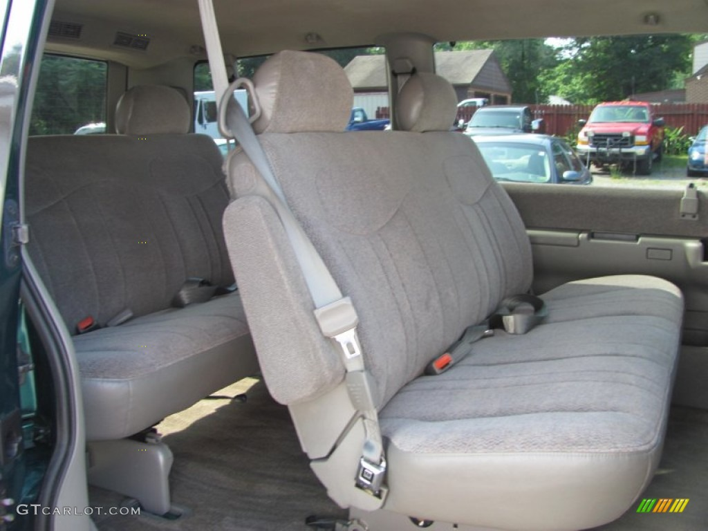 All Chevy chevy astro van 1997 : 1999 Chevrolet Astro – pictures, information and specs - Auto ...