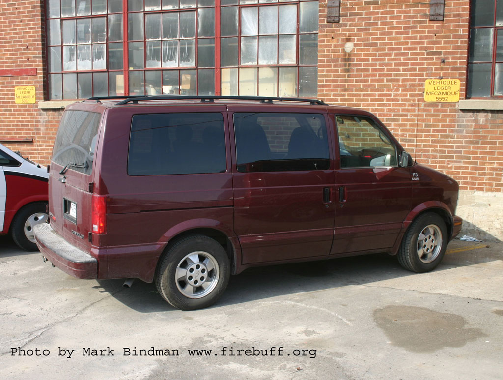 All Chevy 2003 chevy astro 2003 Chevrolet Astro – pictures, information and specs - Auto ...