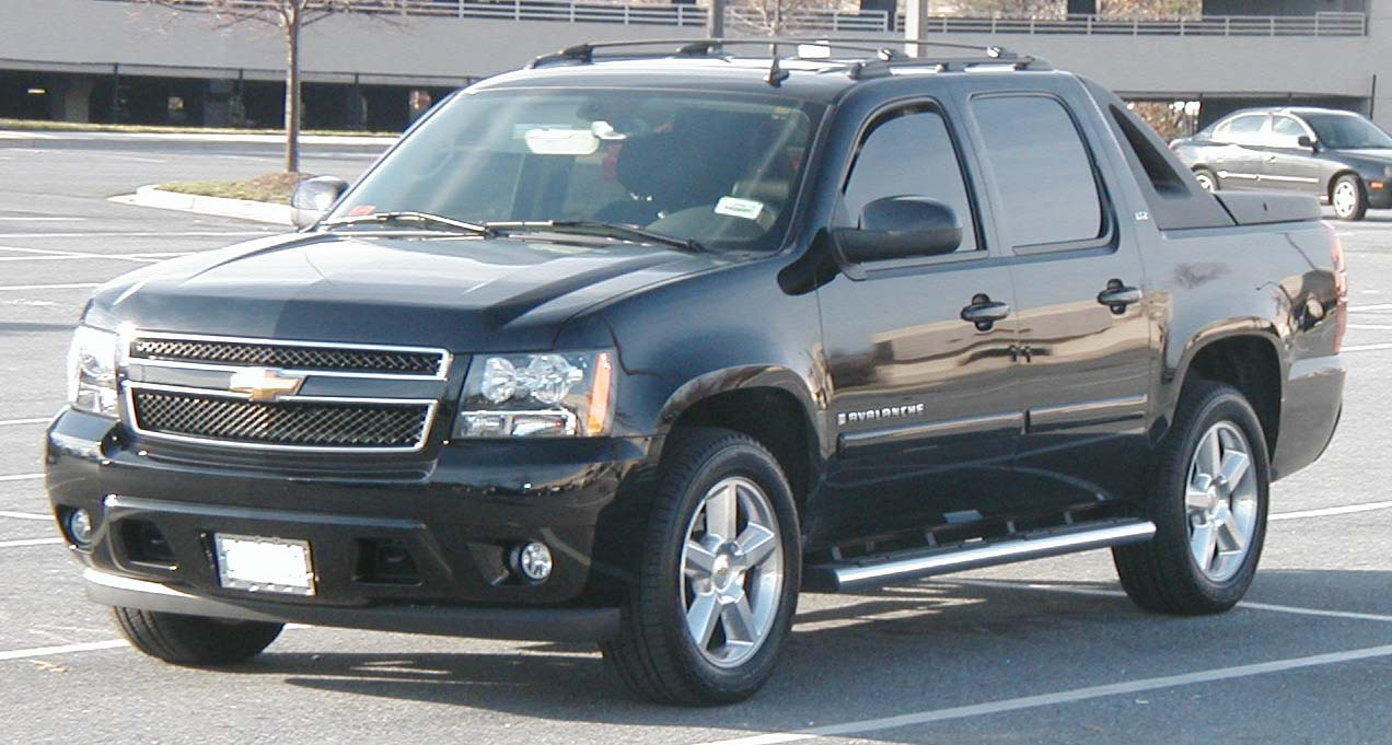 Cars chevrolet avalanche