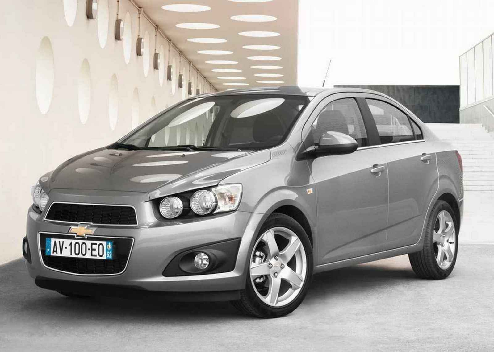 2012 chevrolet aveo – pictures information and specs