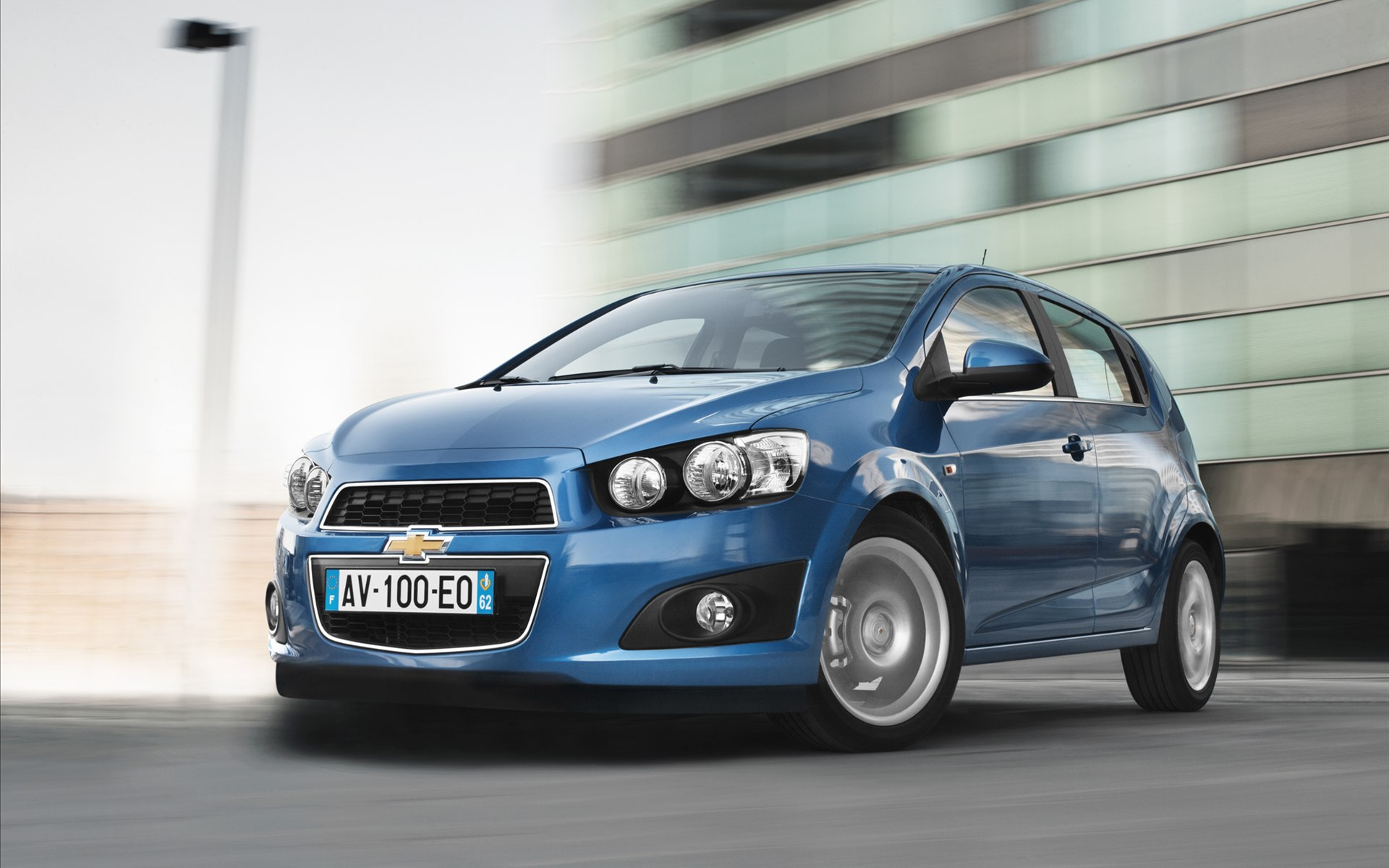 Cars chevrolet aveo (ii) hatchback 2011 #6