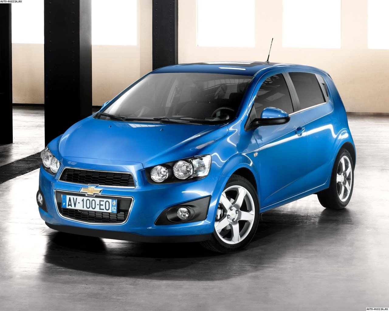 Cars chevrolet aveo (ii) hatchback 2011 #14