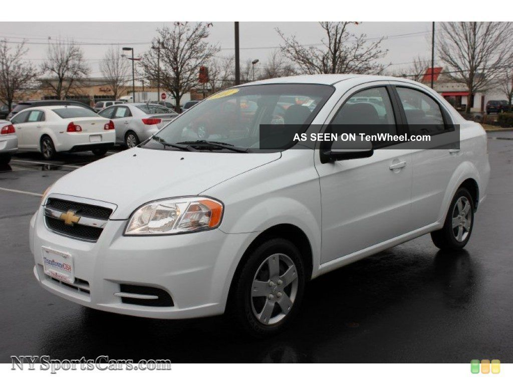 All Chevy chevy aveo 2009 : 2009 Chevrolet Aveo sedan – pictures, information and specs - Auto ...