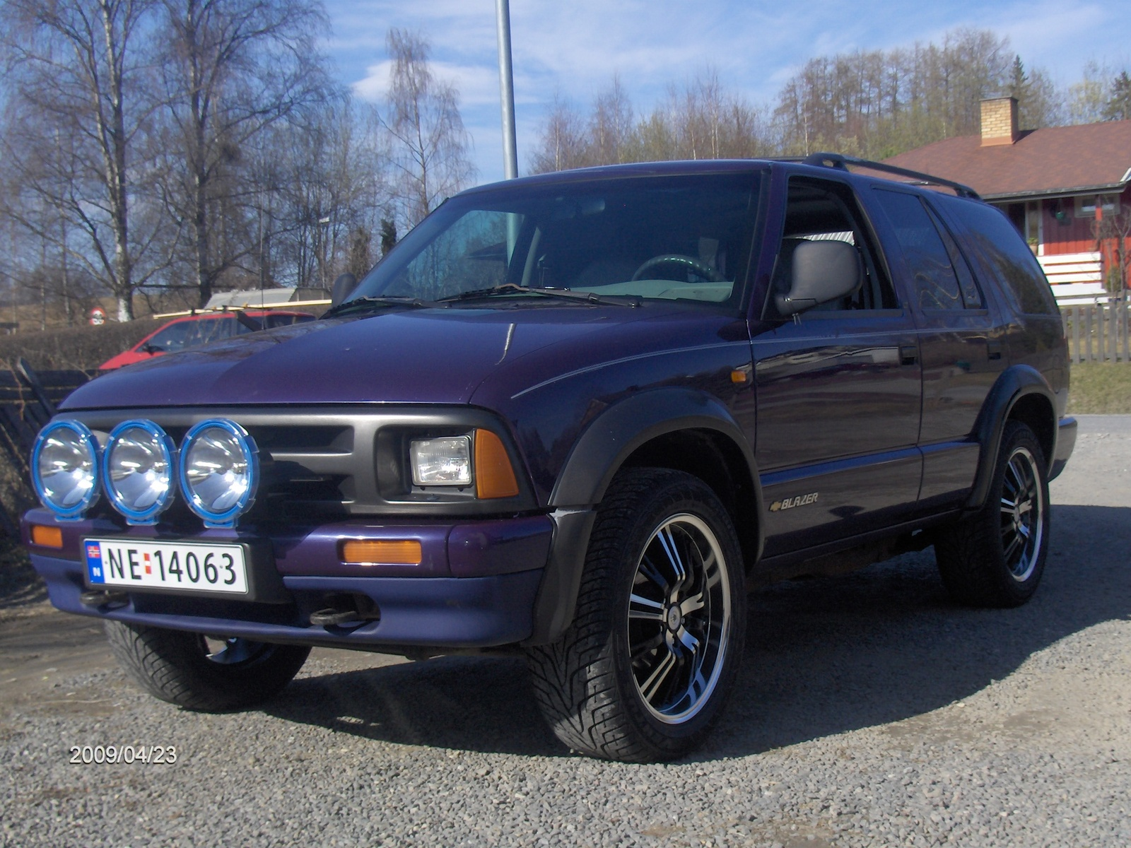1997 Chevy Blazer Specs Images - Reverse Search