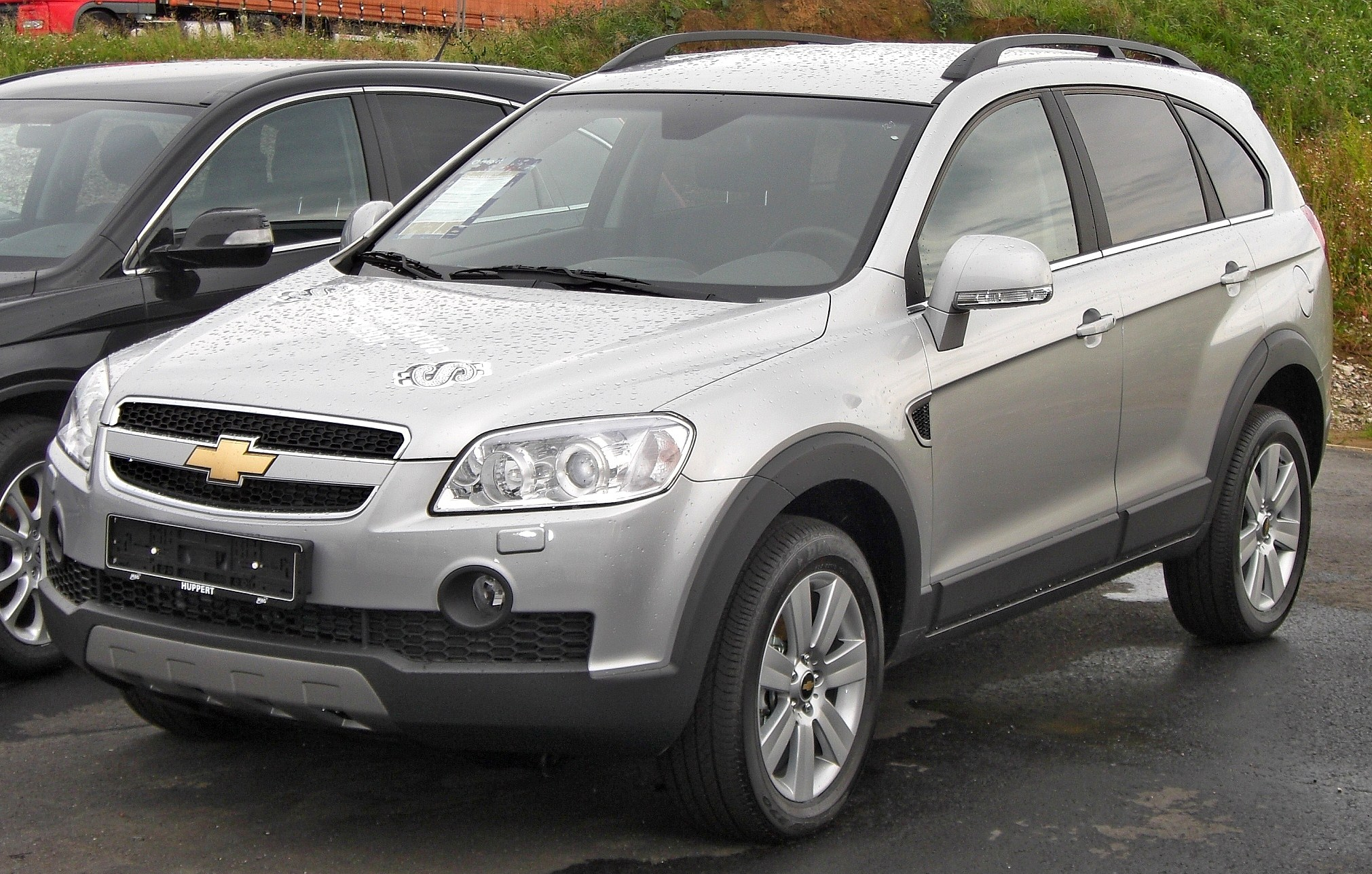 Cars chevrolet captiva #11