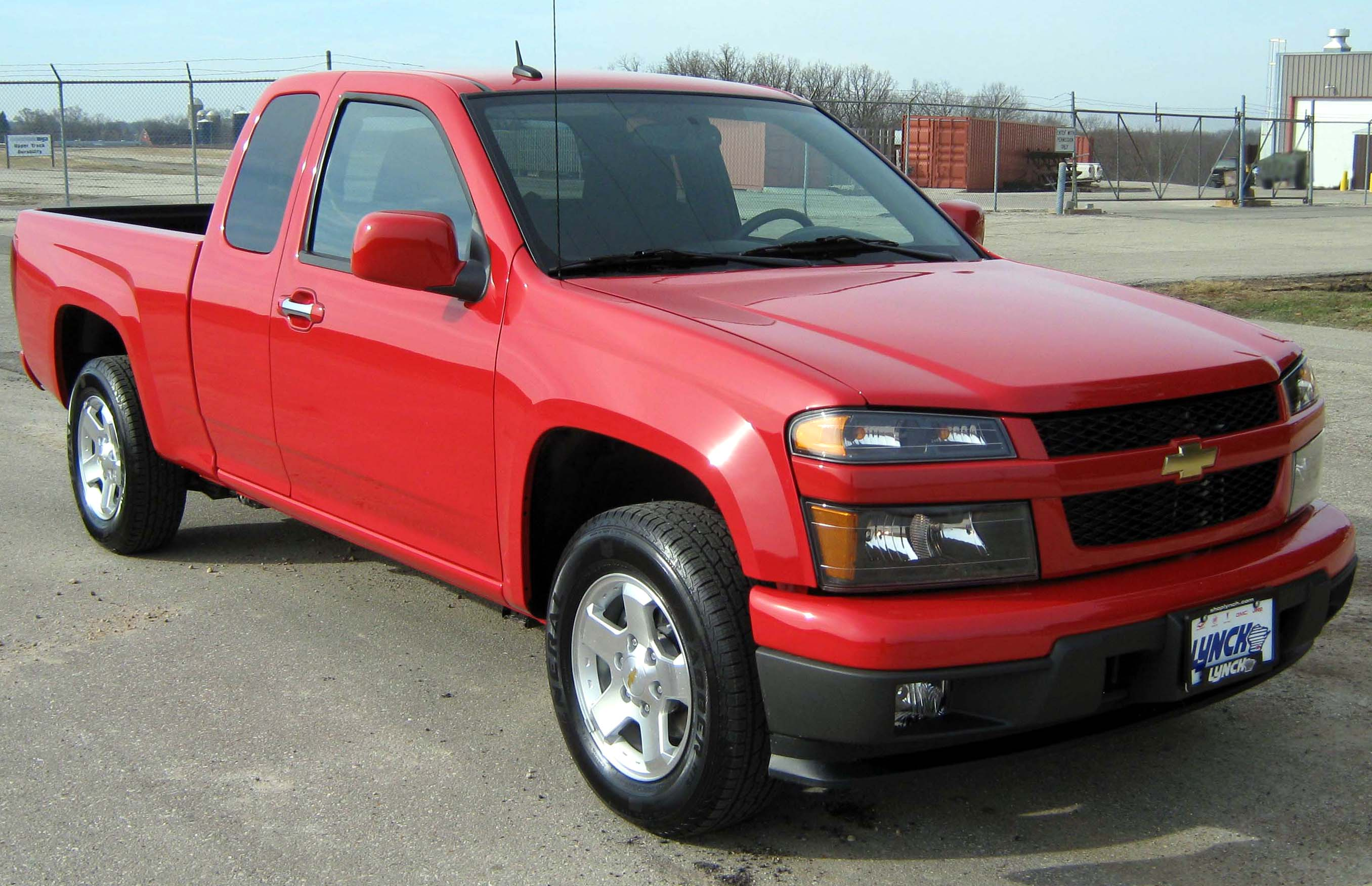 Cars chevrolet colorado