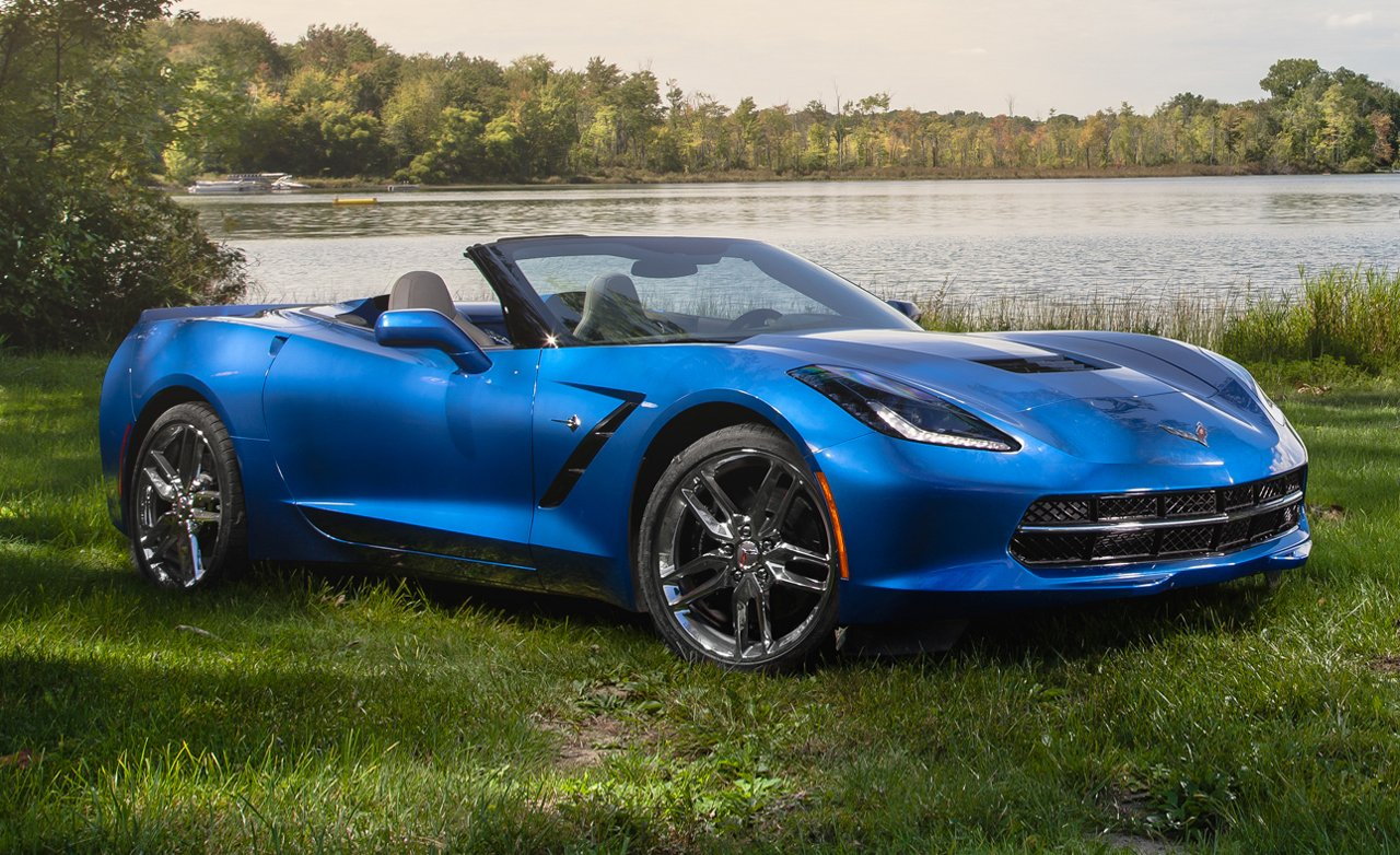 Cars chevrolet corvette c6 coupe 2015