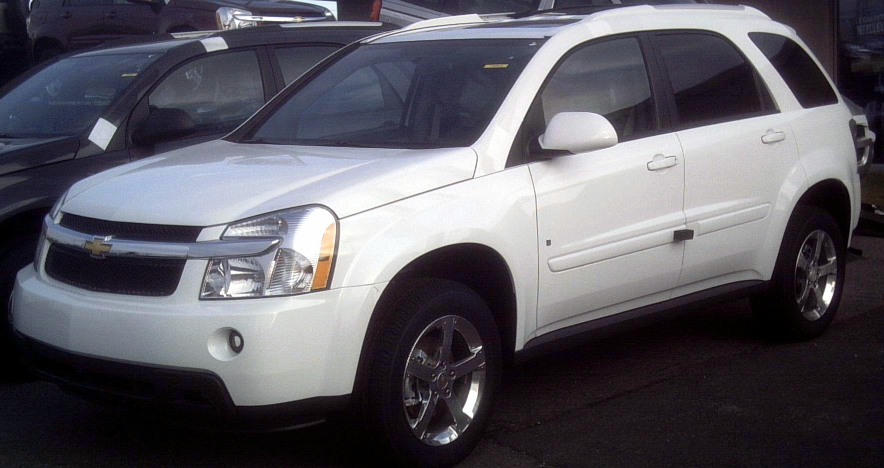 2007 chevrolet equinox pictures information and specs auto. Black Bedroom Furniture Sets. Home Design Ideas