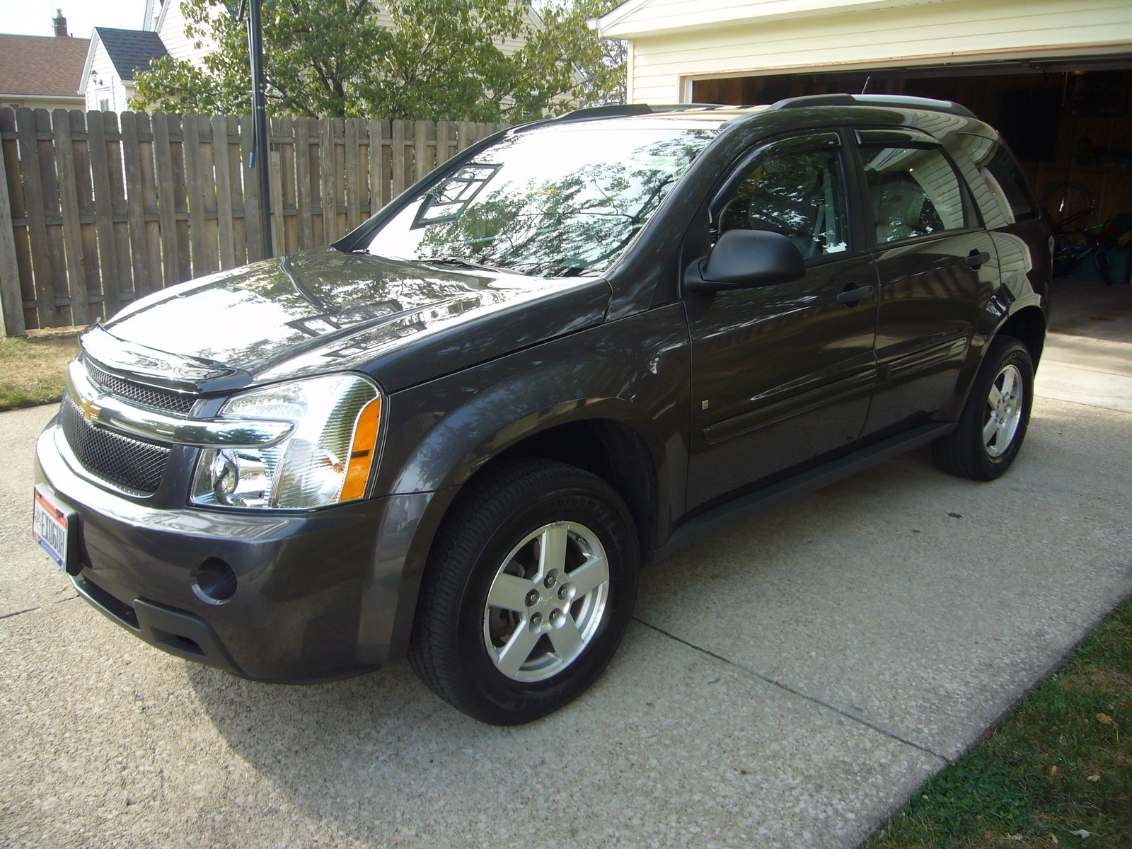 2007 chevrolet equinox – pictures, information and specs - auto