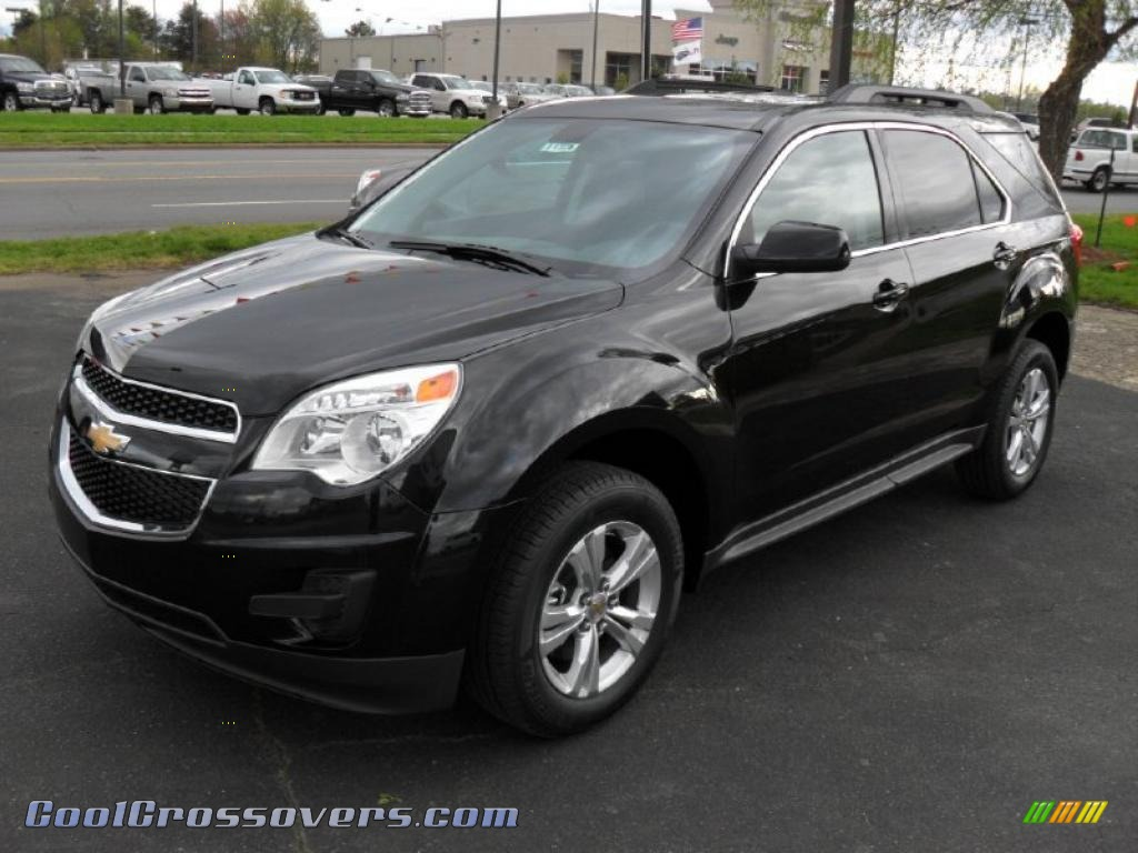 Equinox black chevy equinox : Cars chevrolet equinox 2011 - Auto-Database.com