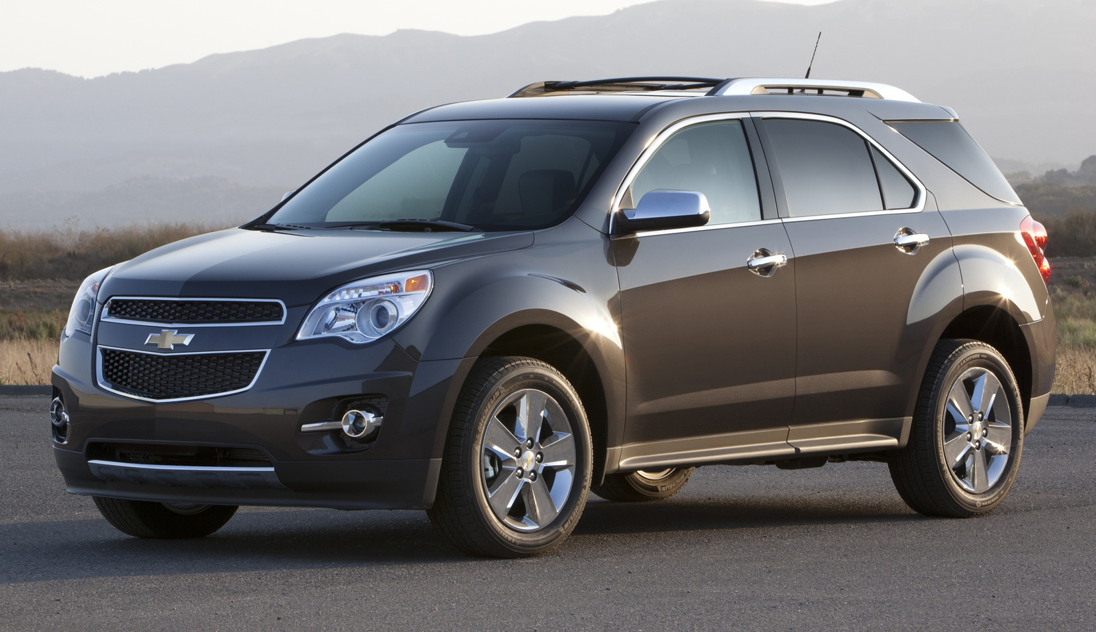 Cars chevrolet equinox #5
