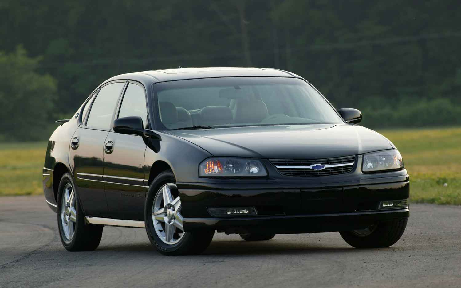 Impala 2004 chevrolet impala : 2004 Chevrolet Impala (w) – pictures, information and specs - Auto ...
