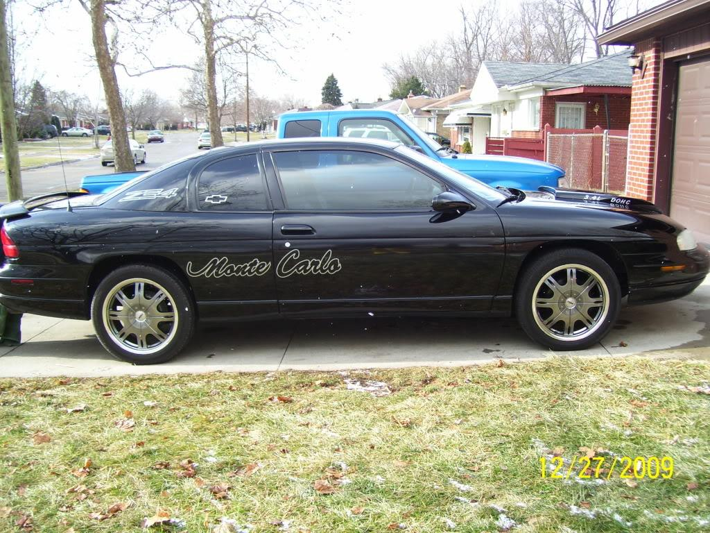 1995 Chevrolet Monte carlo – pictures, information and specs ...