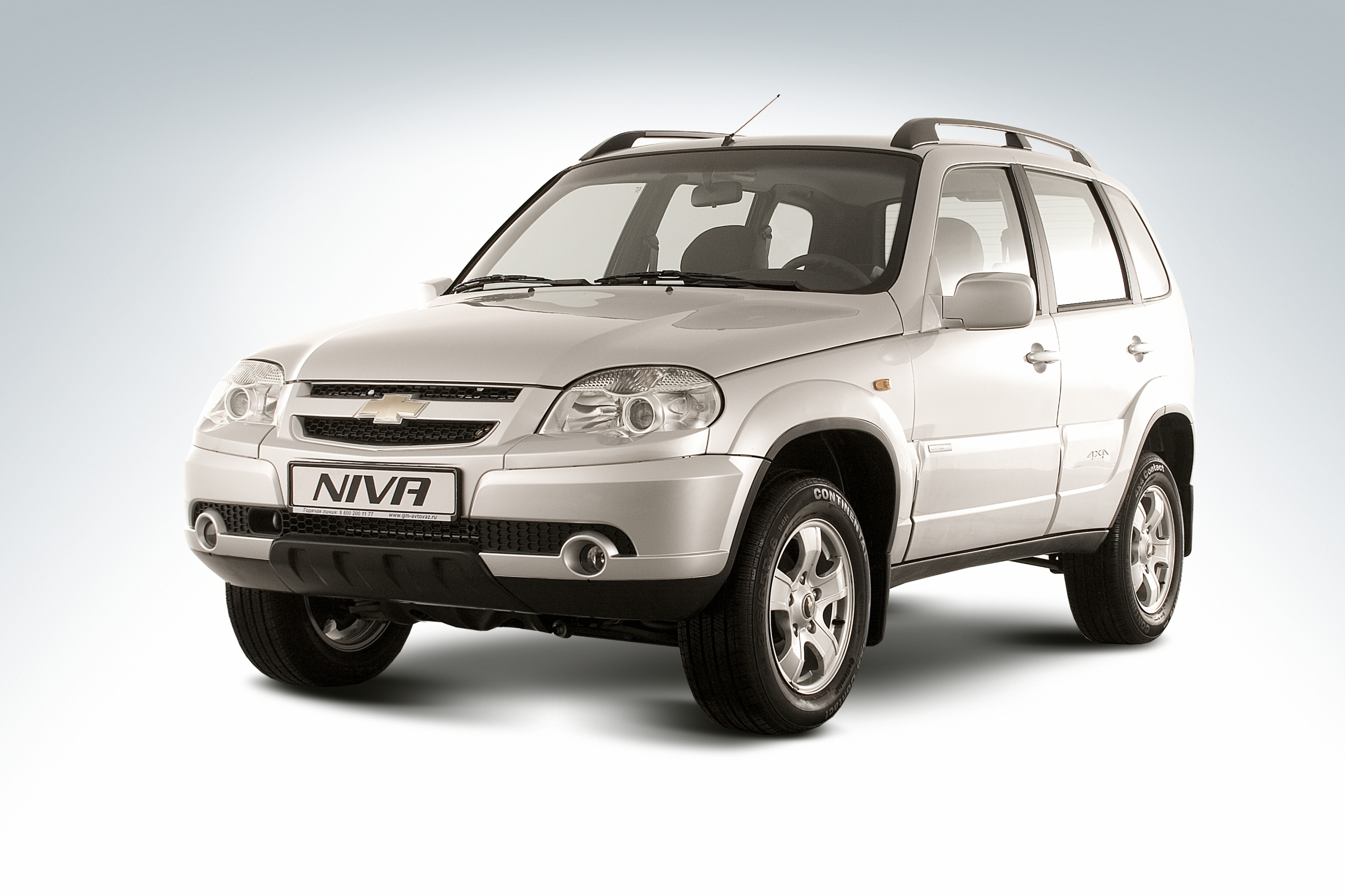 Cars chevrolet niva #3
