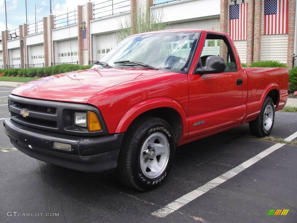 All Chevy 97 chevy s10 specs : 1996 Chevrolet S-10 pickup – pictures, information and specs ...