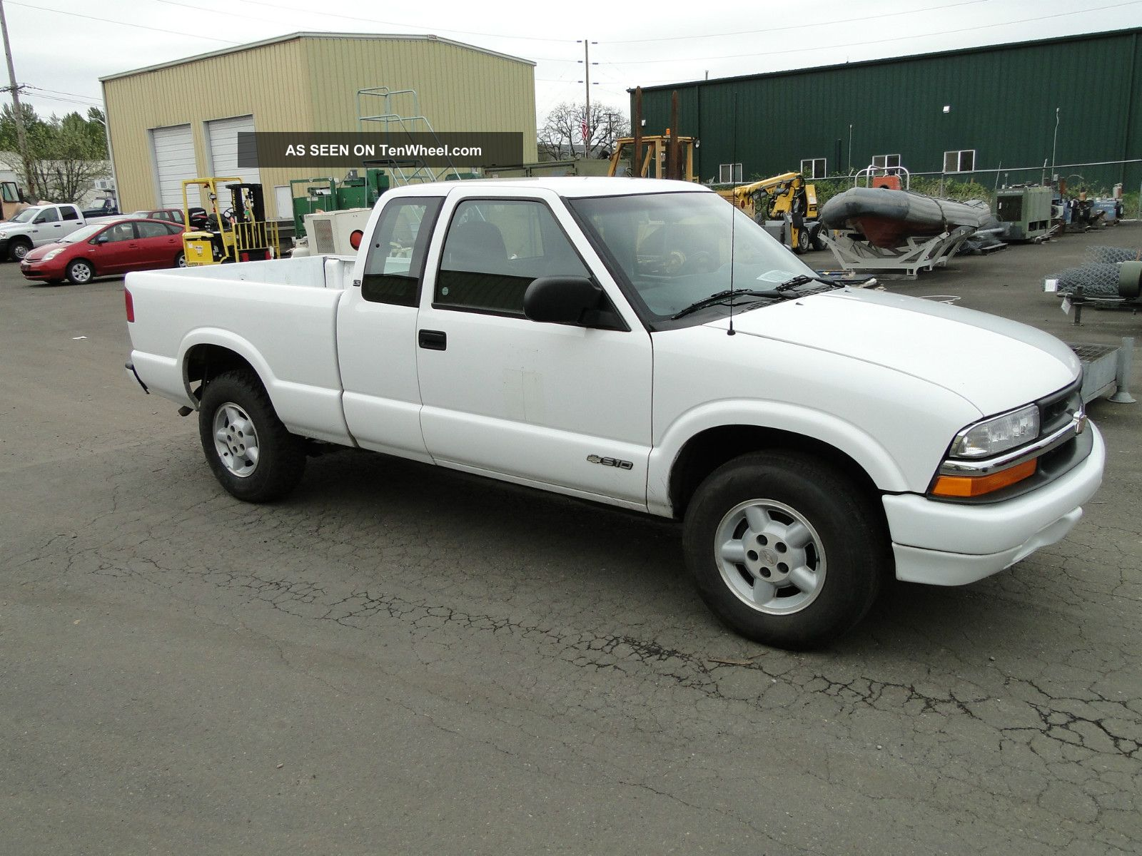 Cars chevrolet s-10 pickup 2001