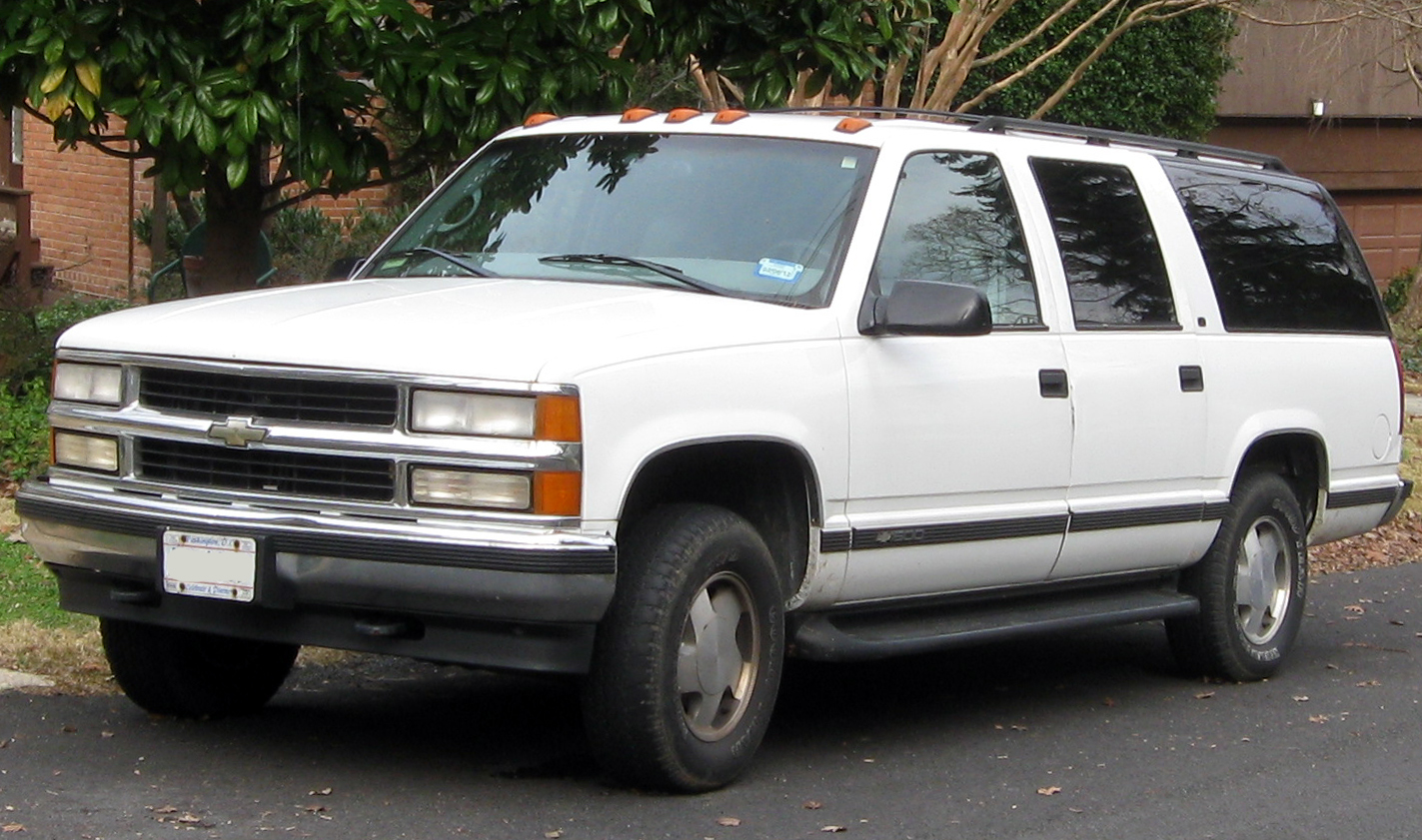 Cars chevrolet silverado gmt800 heavy duty 1998