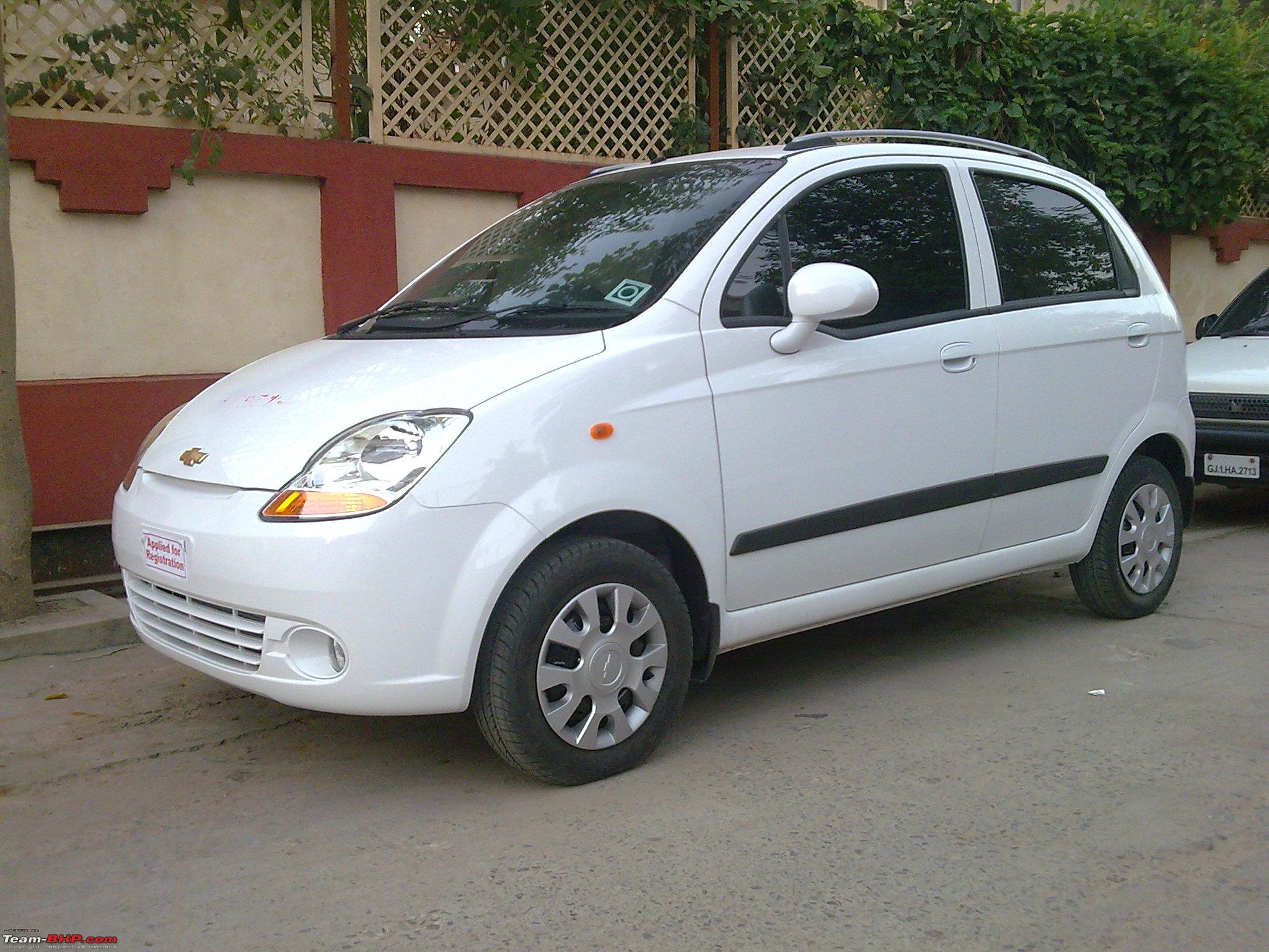2006 Chevrolet Spark Pictures Information And Specs