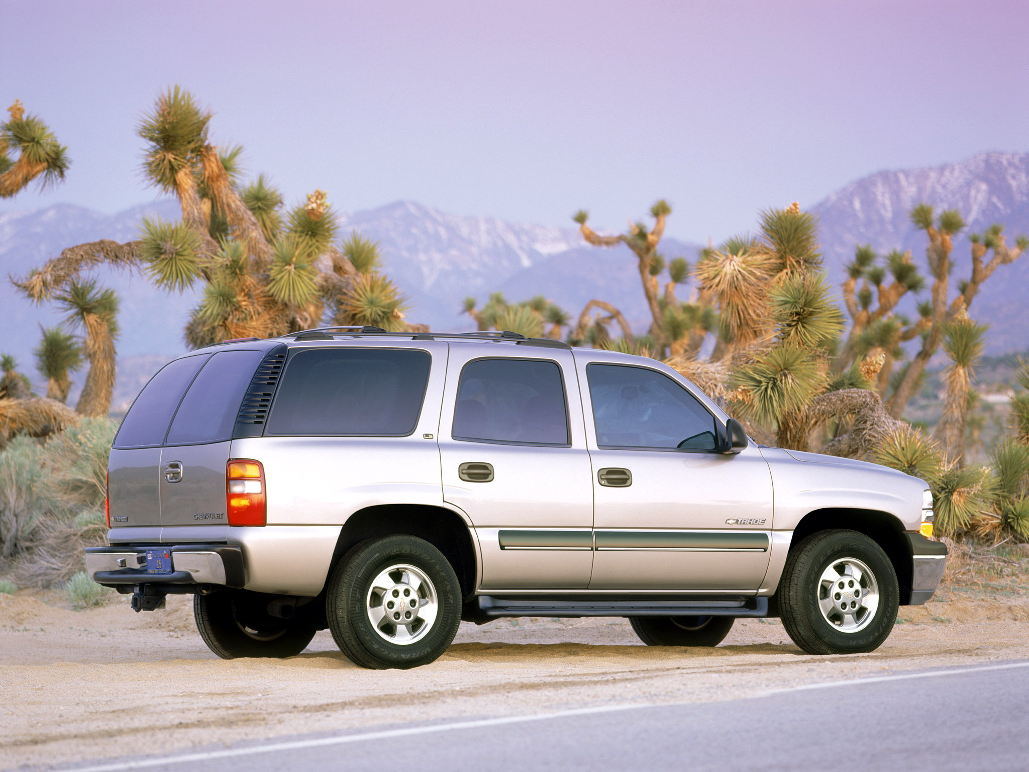 Cars chevrolet tahoe (gmt840) 2000 #5