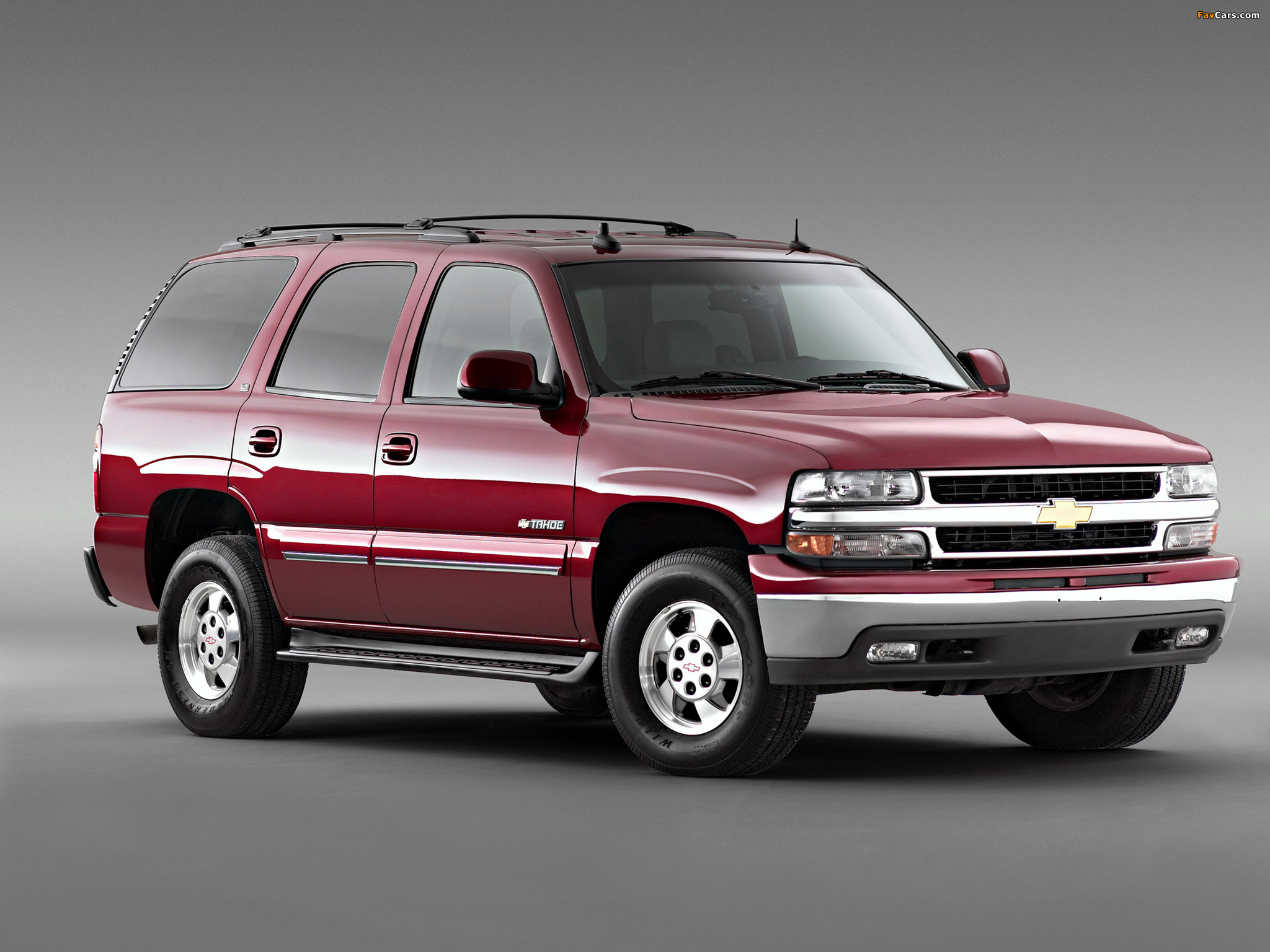 Cars chevrolet tahoe (gmt840) 2000 #13