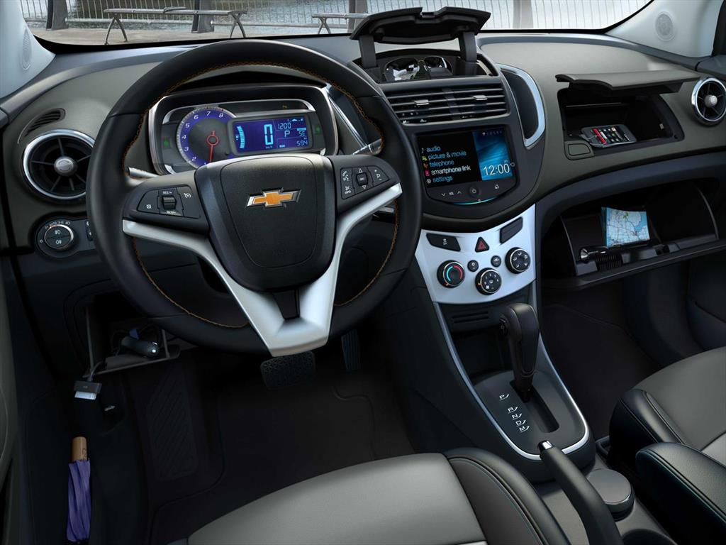 Cars chevrolet tracker #4