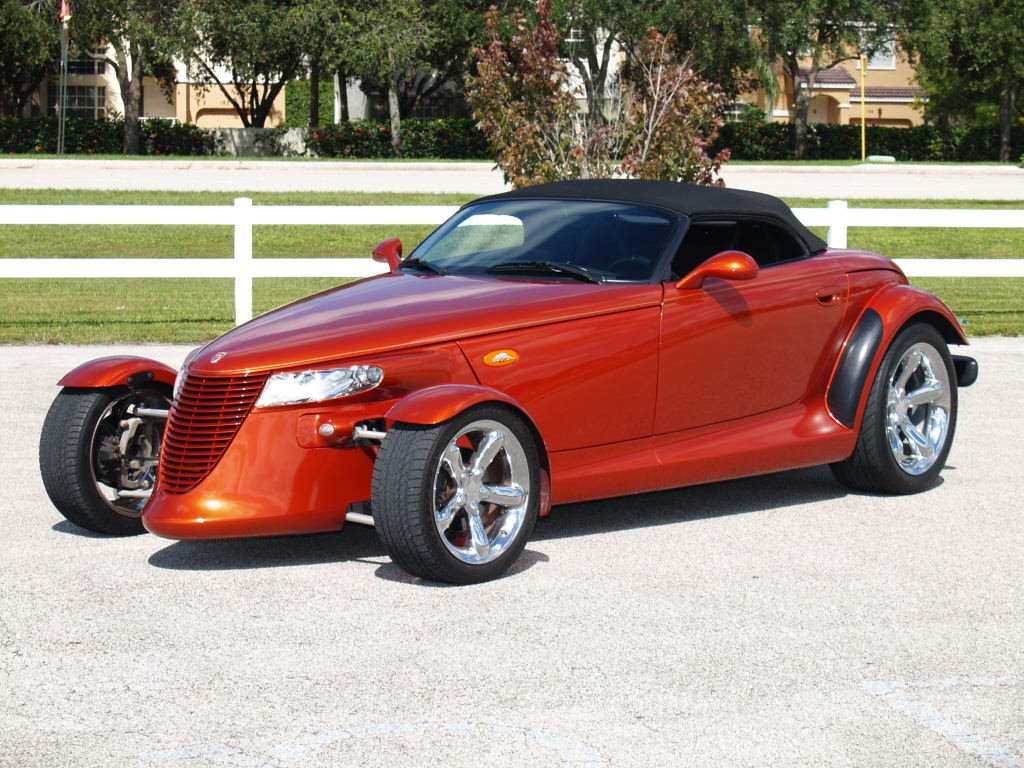 Cars chrysler prowler #3