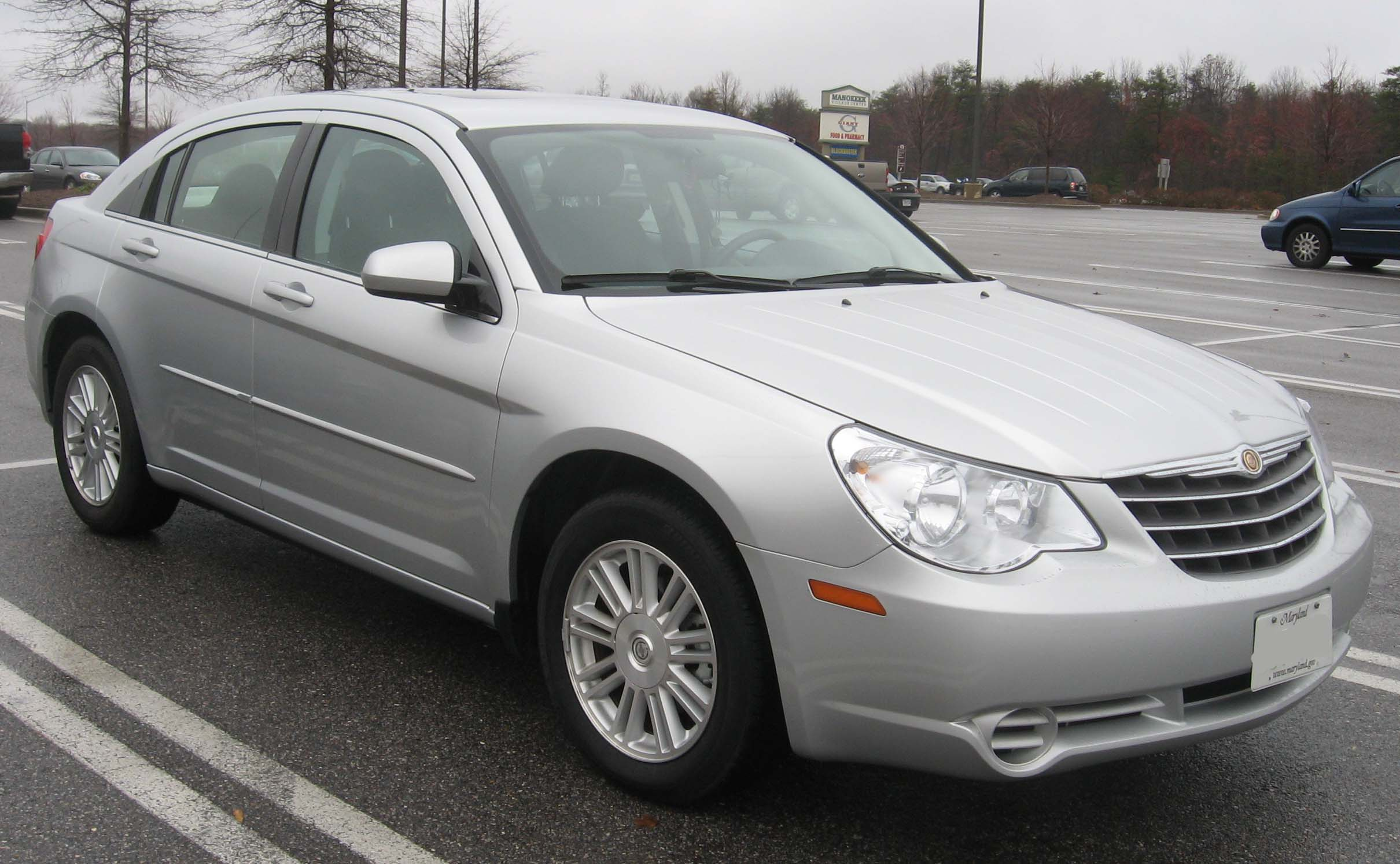 Cars chrysler sebring #6