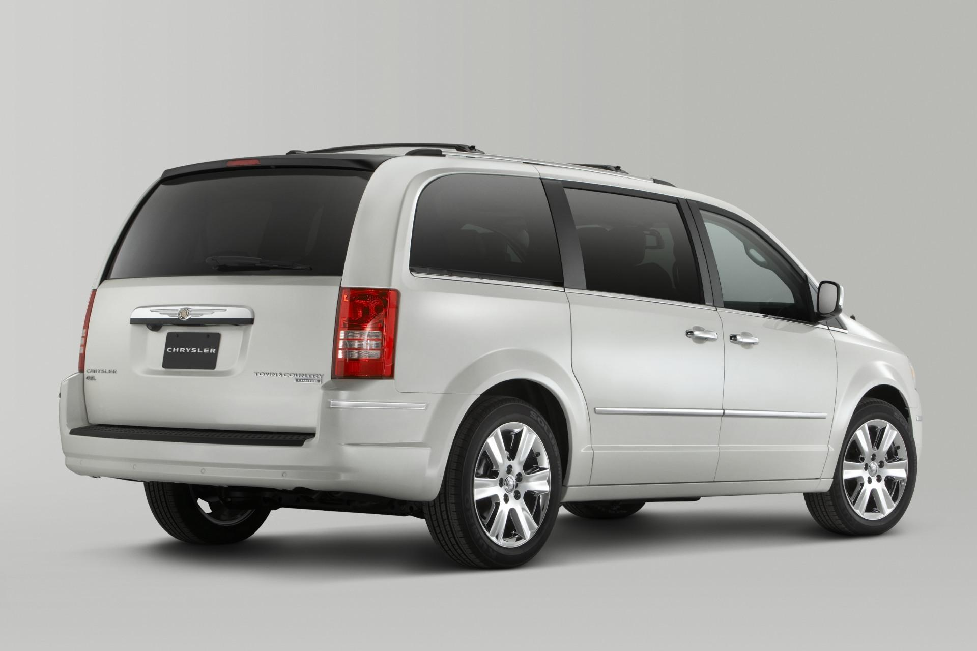 Cars chrysler town & country