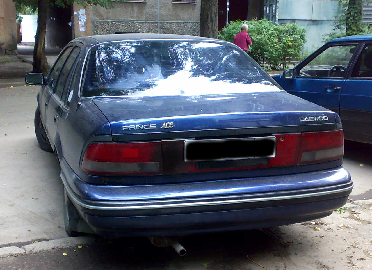 1993 Daewoo Arcadia ce pictures information and specs Auto