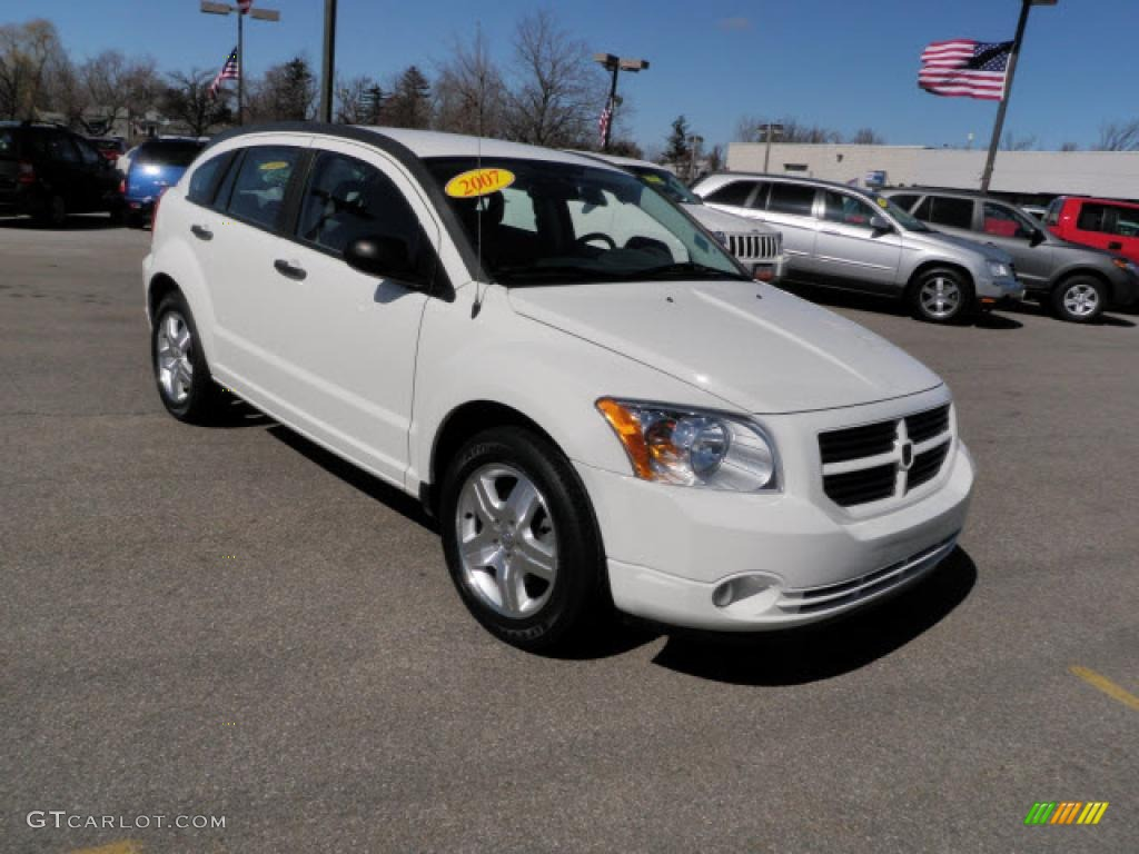 Cars dodge caliber 2007