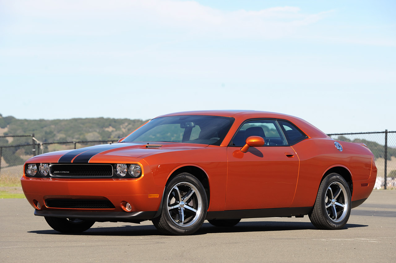 Cars dodge challenger 2011