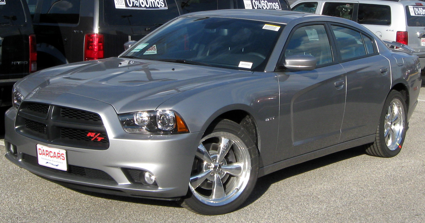 Cars dodge charger