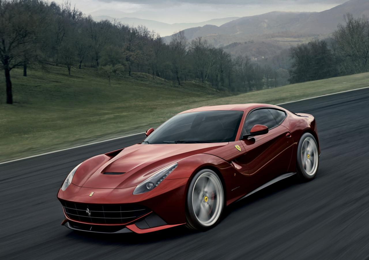 Cars ferrari f12 berlinetta