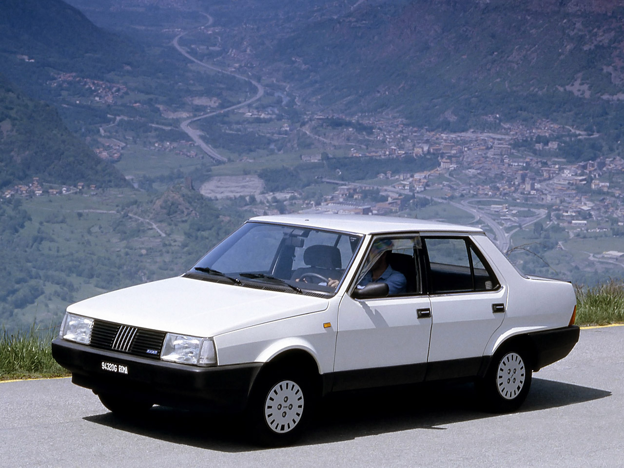 Cars fiat regata #10