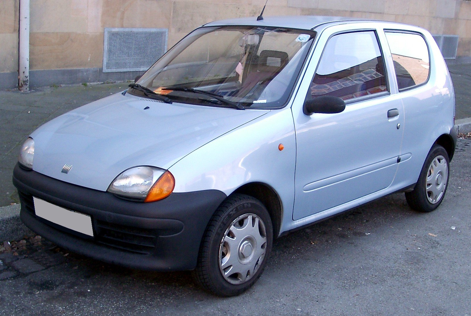 Cars fiat seicento #9