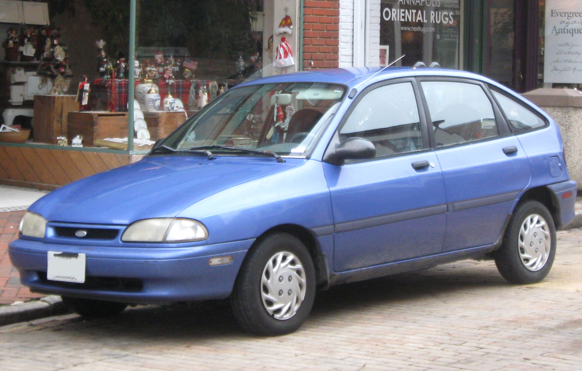 Cars ford aspire #2