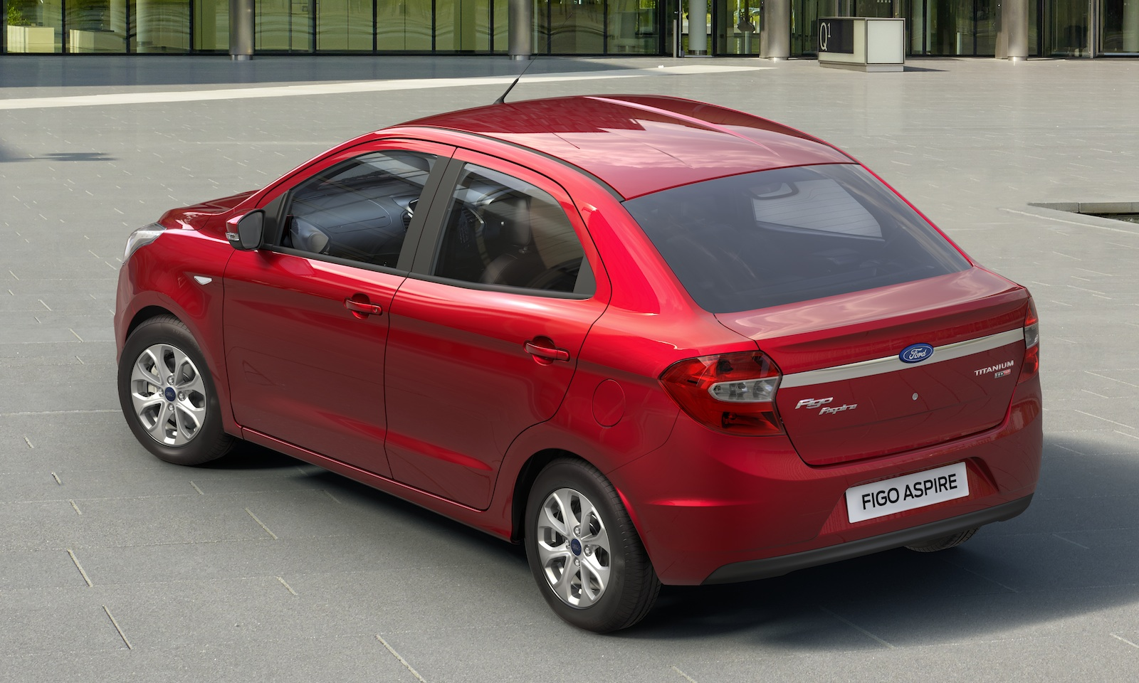 Cars ford aspire #10