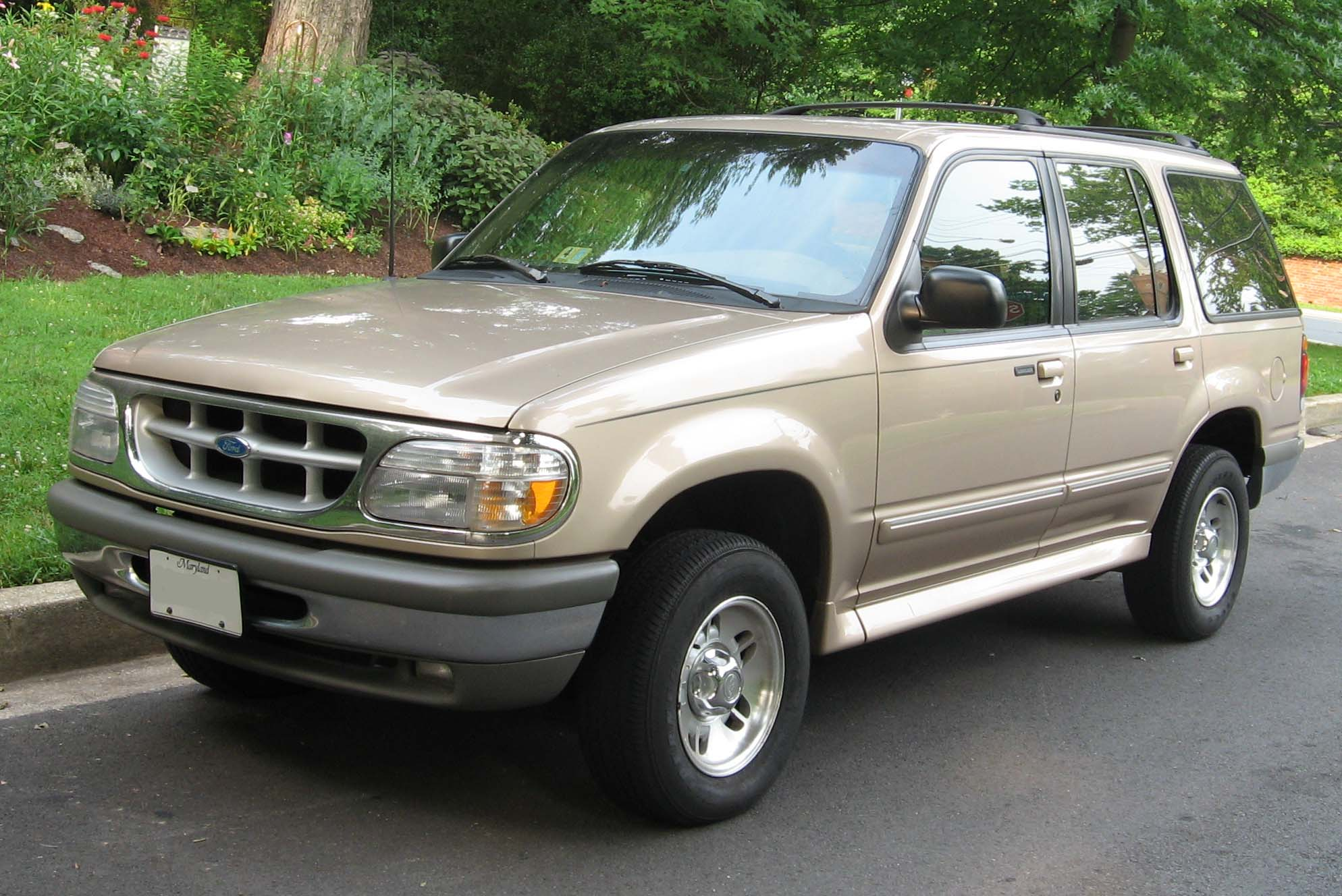 1998 ford expedition specs