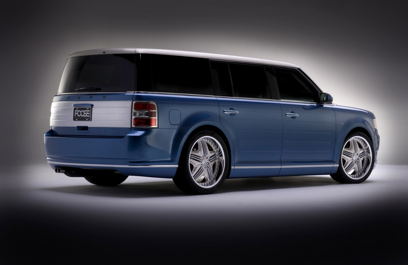 Cars ford flex 2008