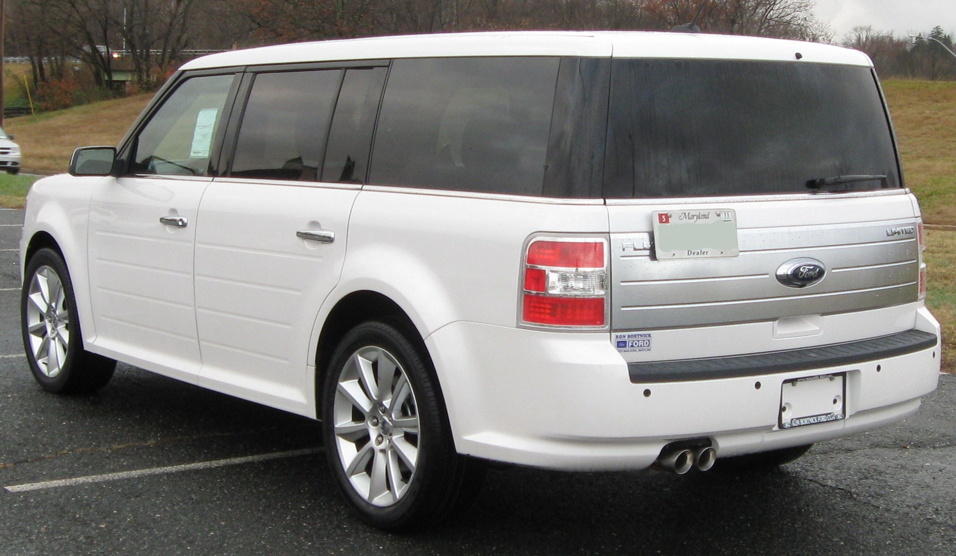 Cars ford flex 2009