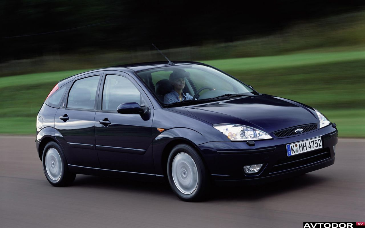 Cars ford focus 2001