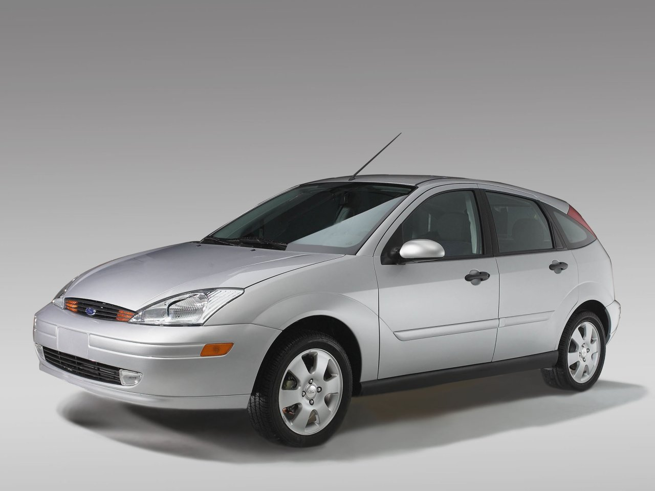 Cars ford focus 2002