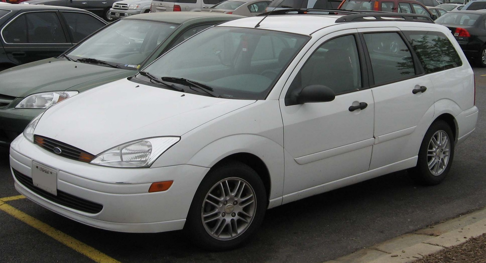 Cars ford focus 2003