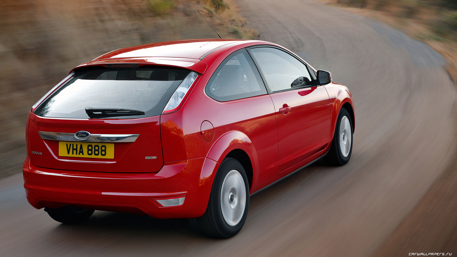 Cars ford focus hatchback ii 2008